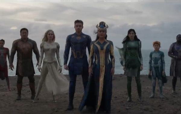 The Eternals First Look Teaser