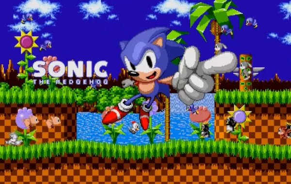 Sonic The Hedgehog One