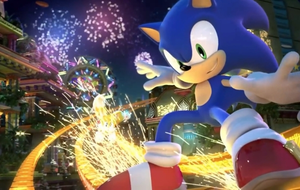 Sonic Colors Ultimate-Teaser