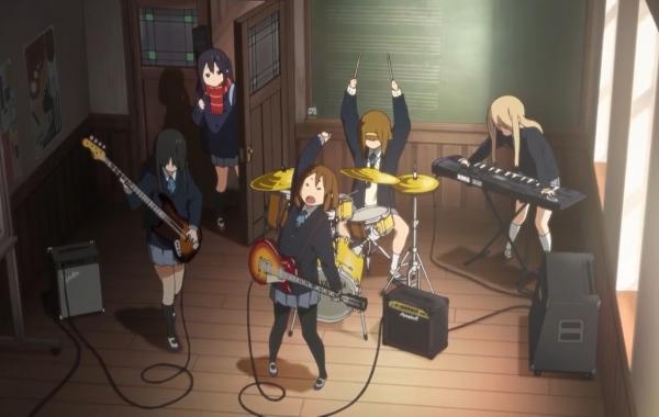 K-On! Anime Teaser