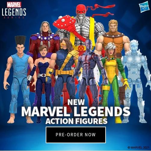 Marvel Legends-Entertainment Earth 2021