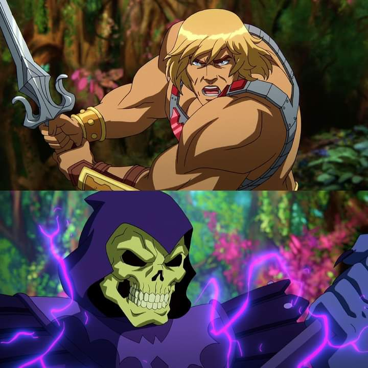 Masters of the Universe Preview One