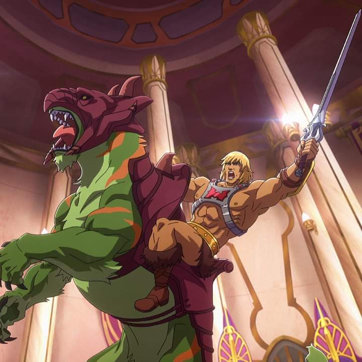 Masters of the Universe Preview Three
