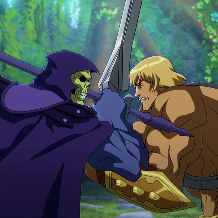 Masters of the Universe Preview Five