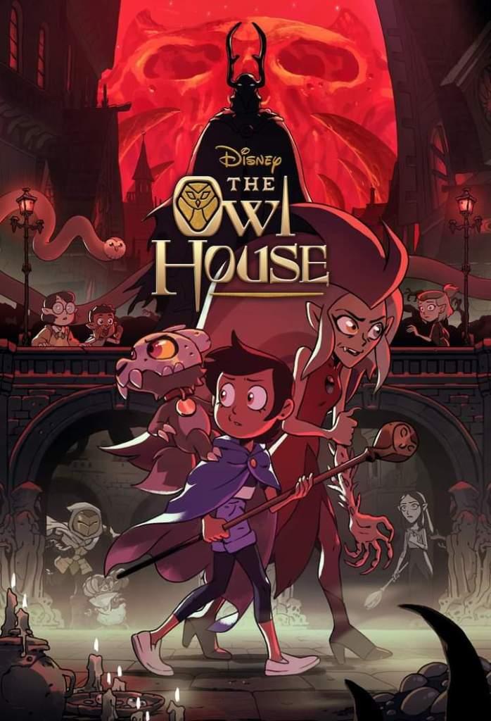 The Owl House Second Season Visual