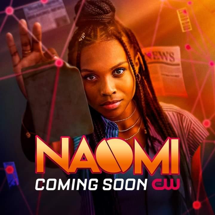 Naomi CW Series Teaser