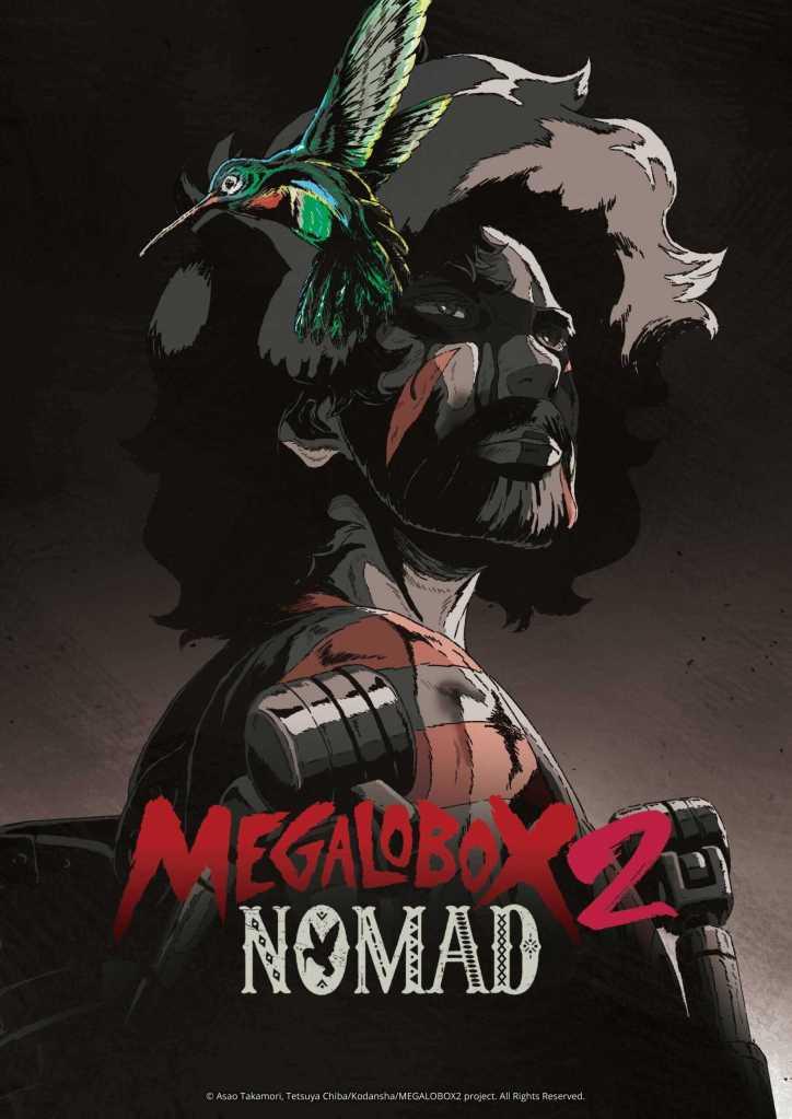 Megalobox 2: Nomad Final Visual