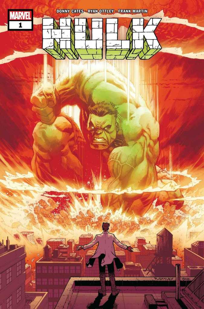 Hulk Issue One Cover