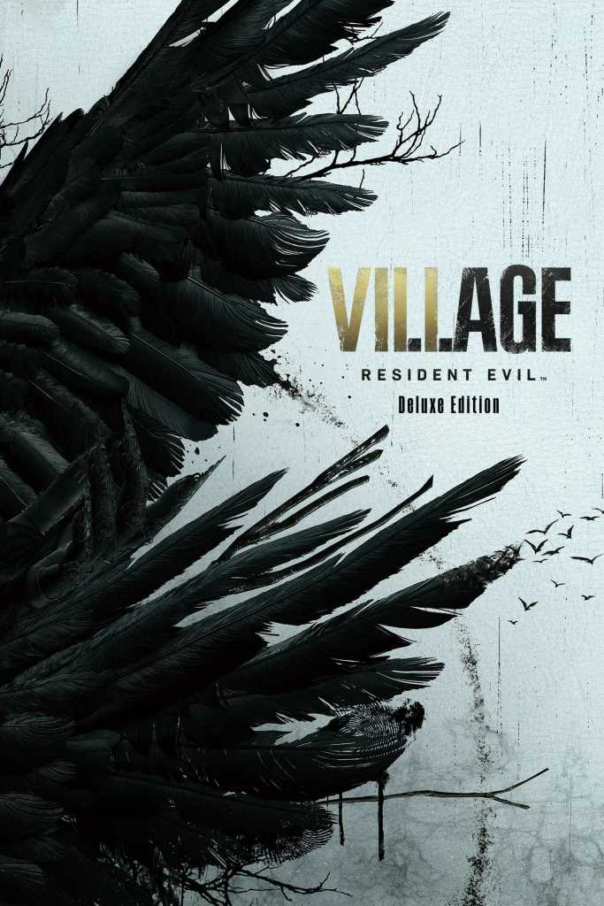 Resident Evil Village-Deluxe Edition Cover