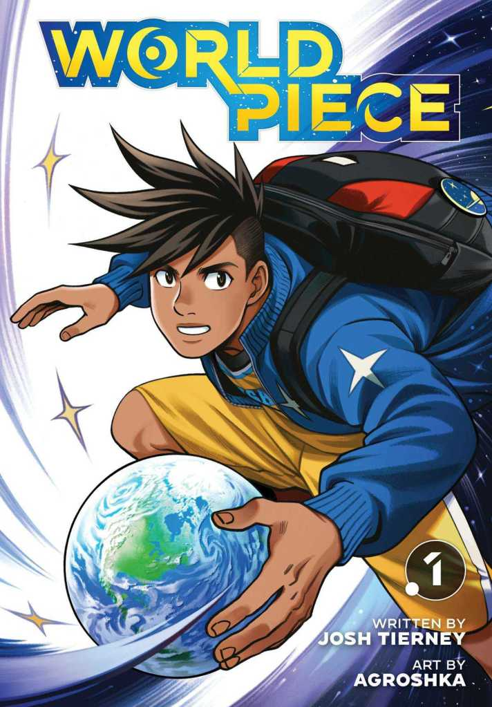 World Piece Volume One Cover
