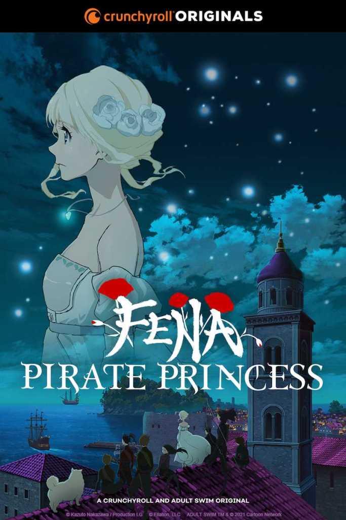 Fena: Pirate Princess Visual