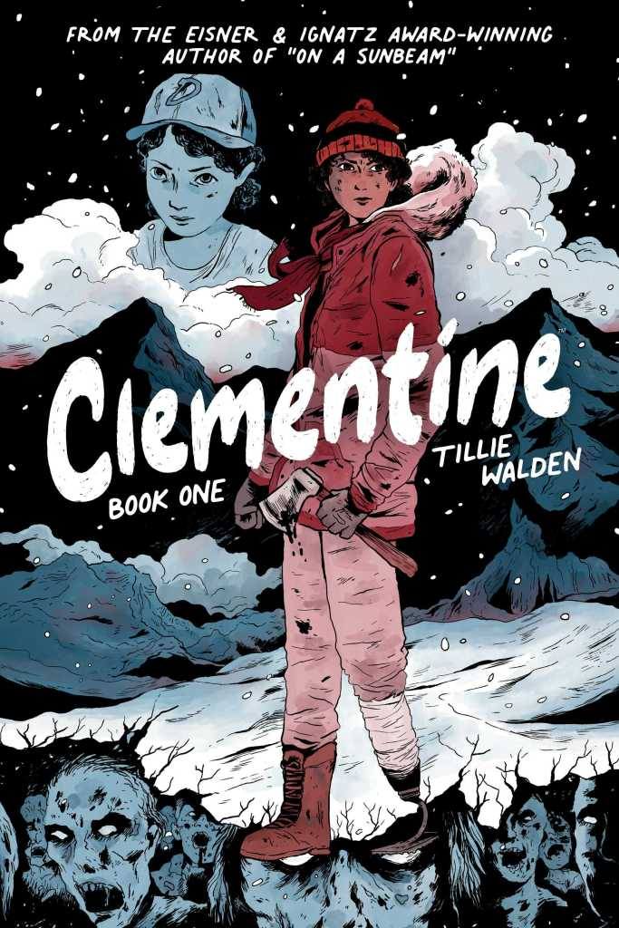 Clementine Book One Cover