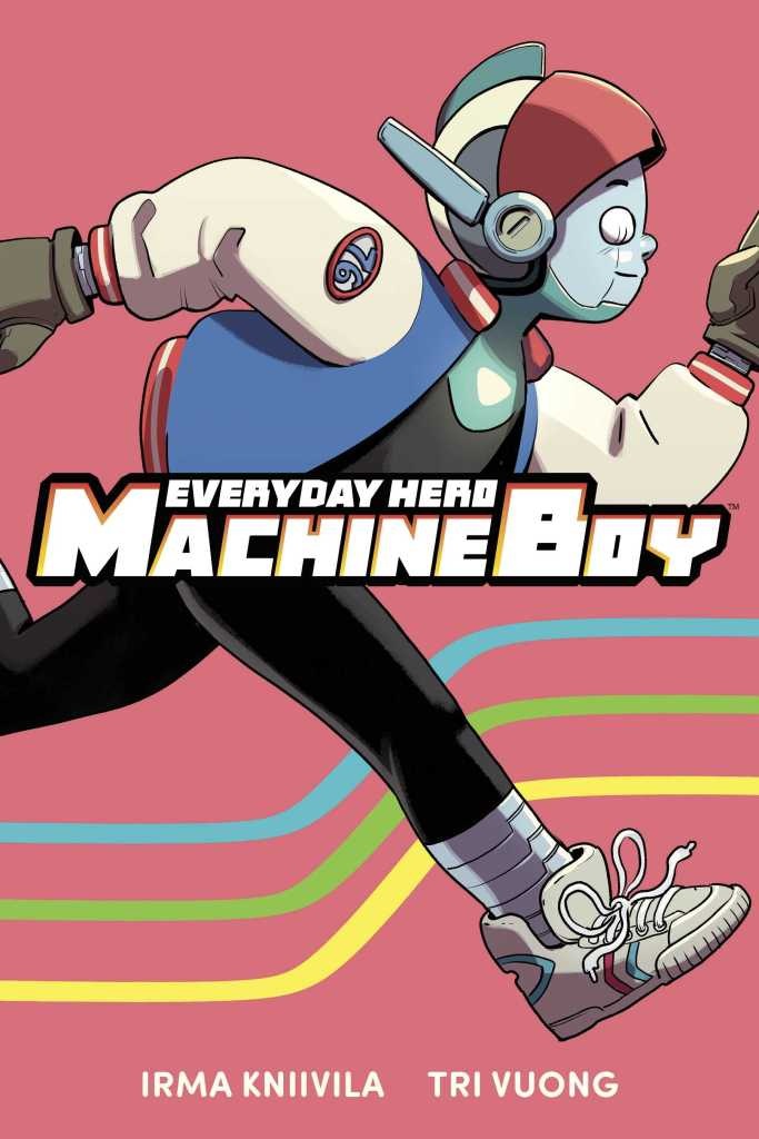 Everyday Hero Machine Boy Cover