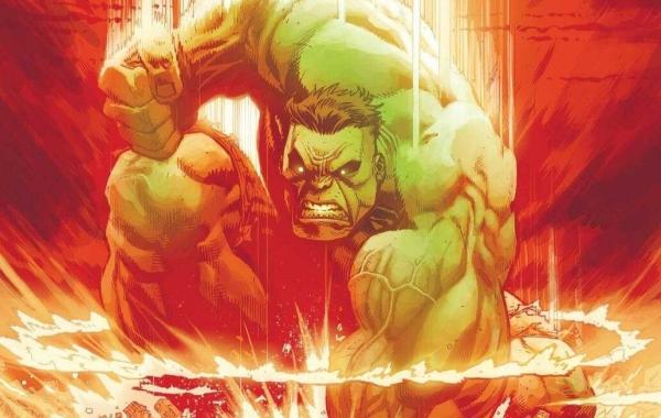 Hulk #1 Teaser