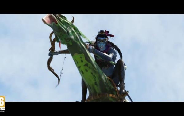 Avatar Frontiers of Pandora Teaser Trailer Still
