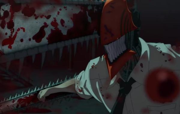 Chainsaw Man Trailer Visual