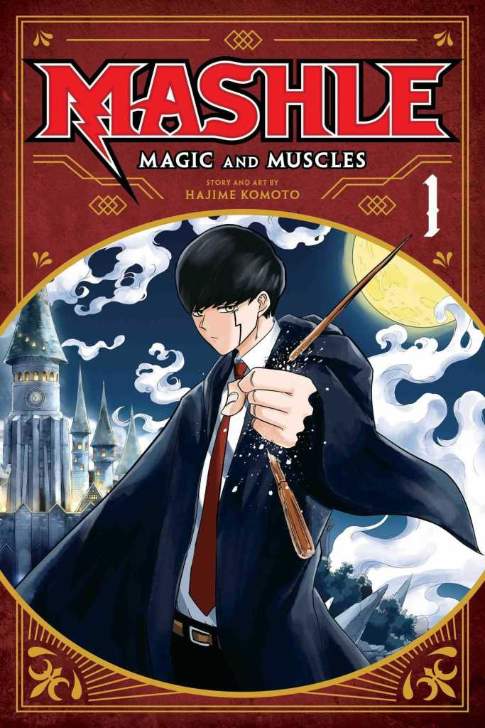 Mashle: Magic and Muscles Volume One Cover