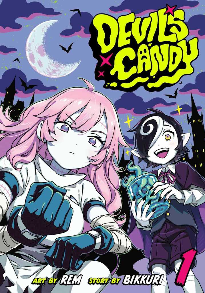 Devil's Candy Volume One Cover