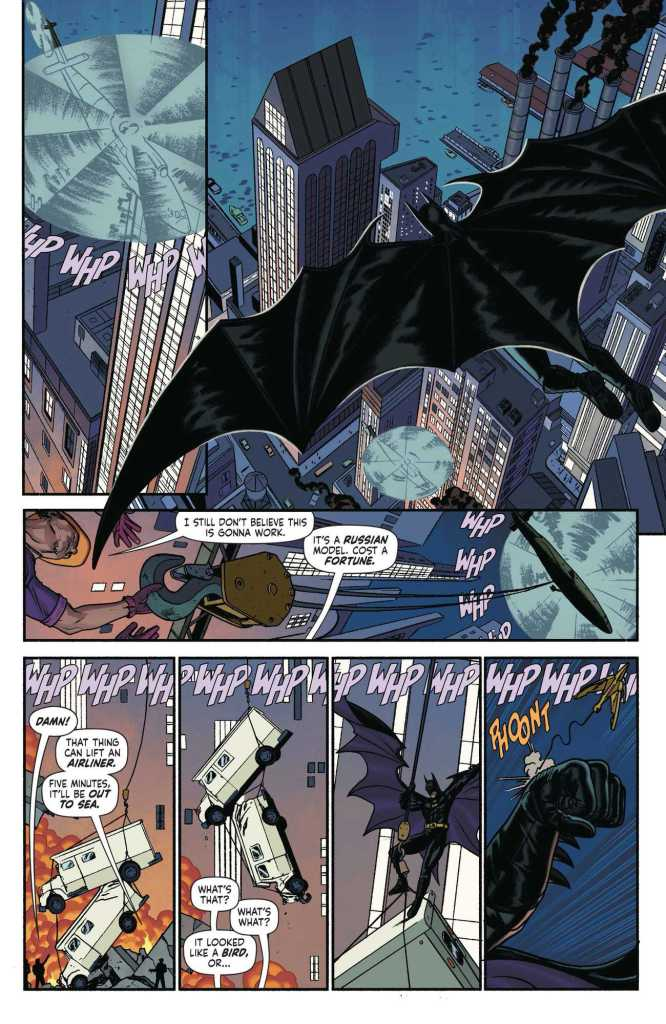 Batman '89 Issue One Preview Page Two