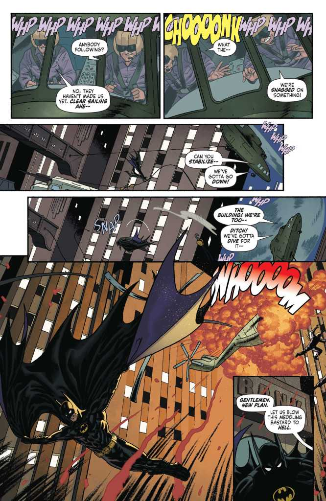 Batman '89 Issue One Preview Page Three