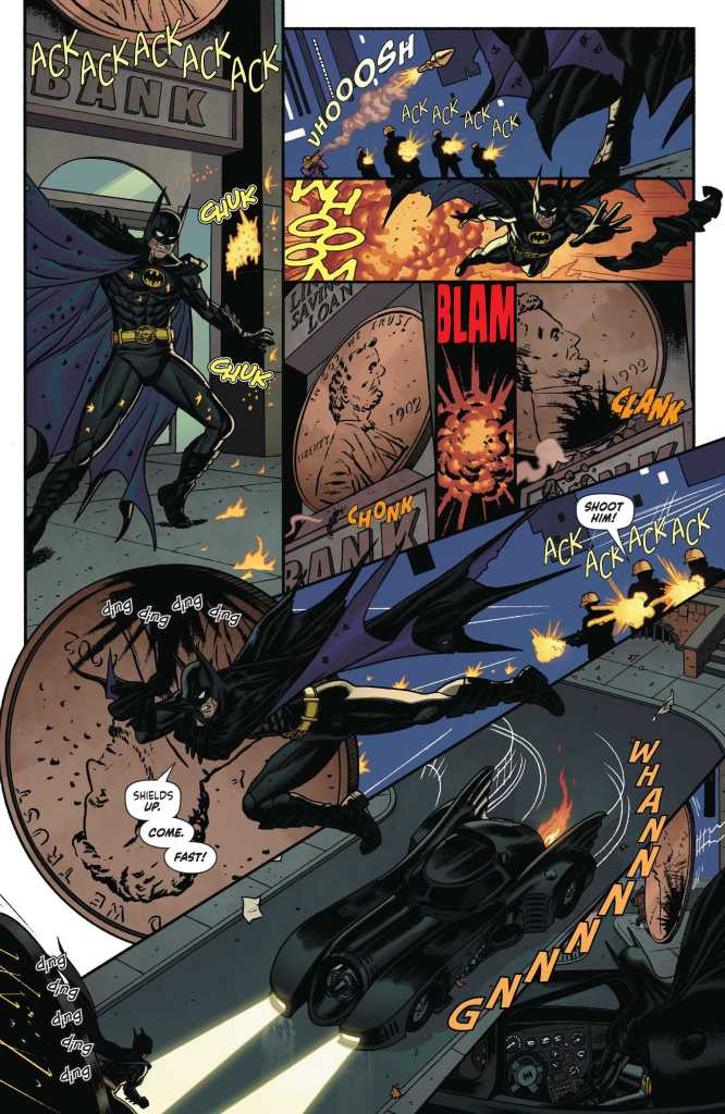 Batman '89 Issue One Preview Page Four