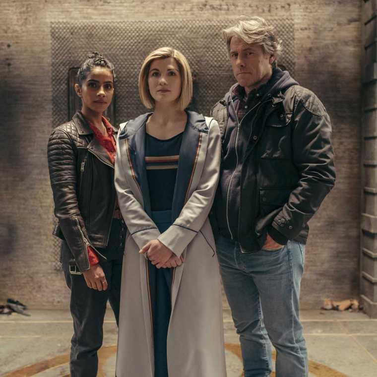 Doctor Who Season 13 Visual 1