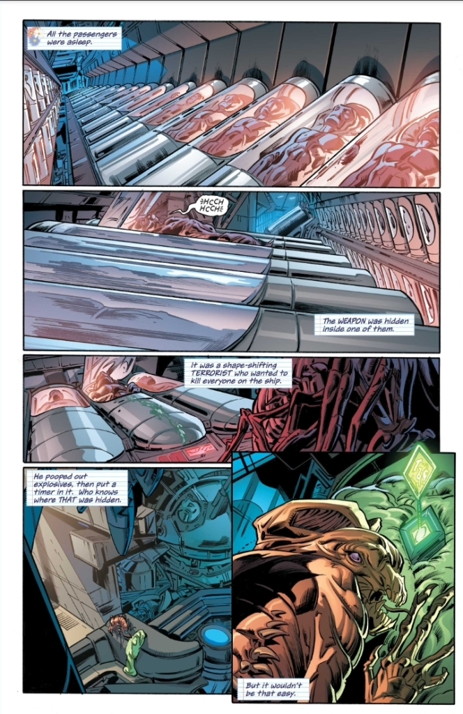Icon & Rocket Season One Issue One Preview Page Two