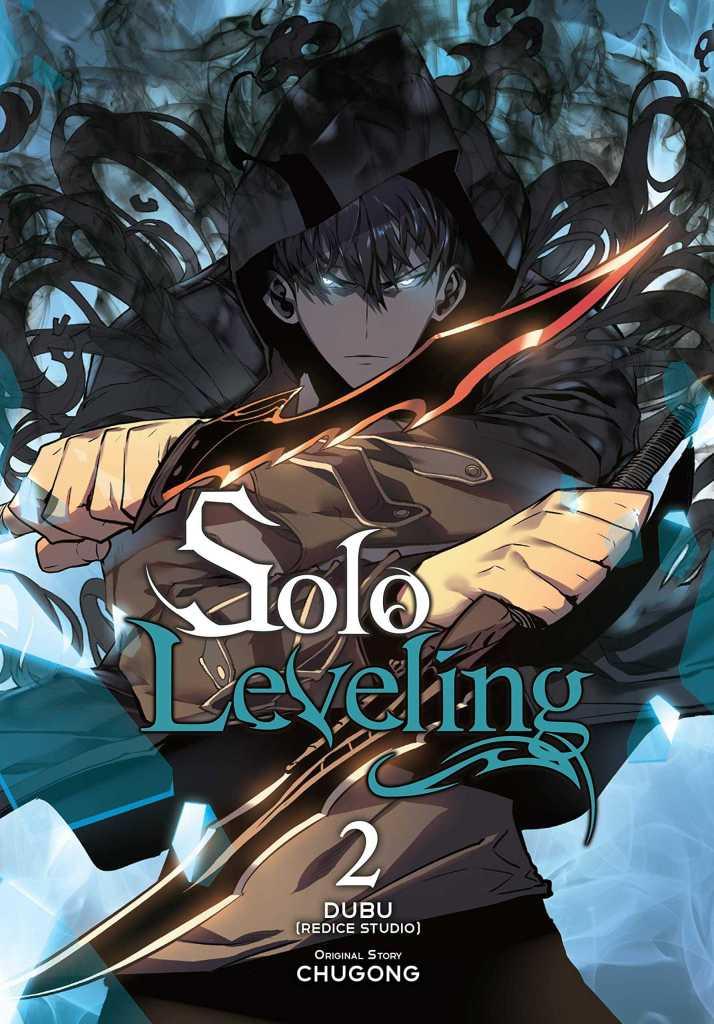 Solo Leveling Vol. 2 Cover