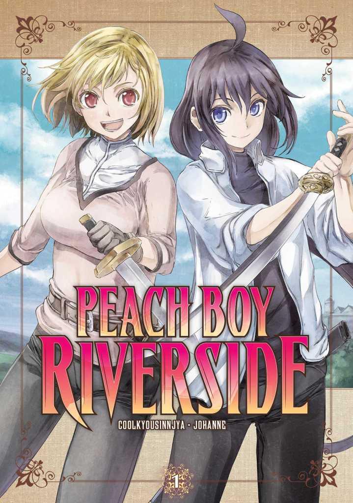 Peach Boy Riverside Volume One Cover