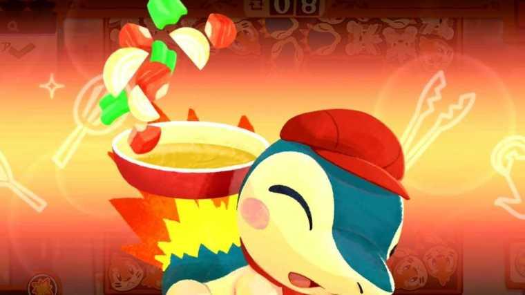 Pokemon Cafe ReMix Visual