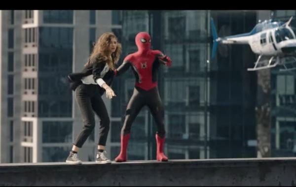 Spider-Man: No Way Home Trailer Teaser