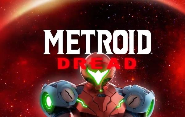 Metroid Dread Trailer 2 Visual