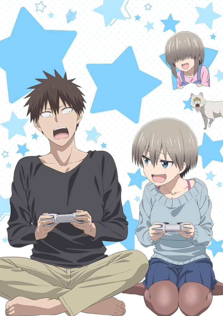 Uzaki-Chan Anime Special Visual