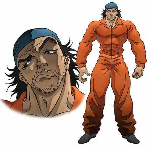 Jun Guevara- Baki Son of Ogre