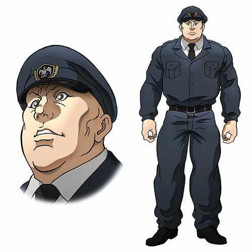 Bob McCarthy-Baki Son of Ogre