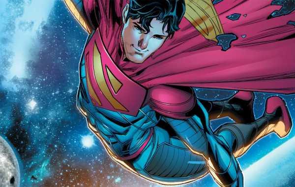Superman: Son of Kal-El Issue One Teaser