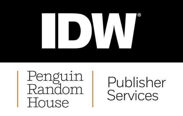IDW Publishing/Penguin Random House Announcement