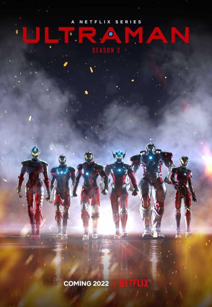 Ultraman Season Two Visual