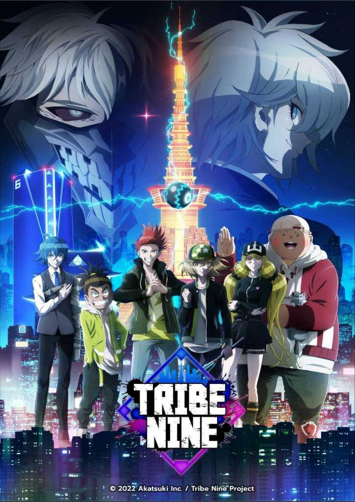Tribe Nine Visual