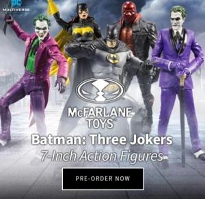 McFarlane Toys Entertainment Earth AD