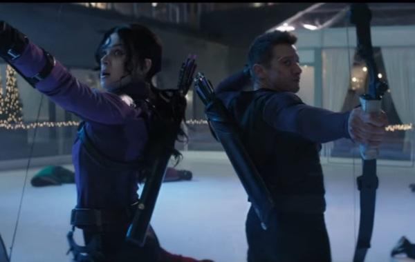 Hawkeye-Disney Plus Trailer Teaser