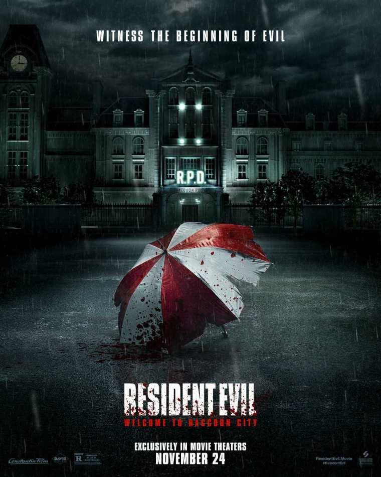 Resident Evil Welcome To Raccoon City Visual 2
