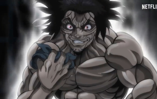 Jun Guevaru- Baki Son of Ogre