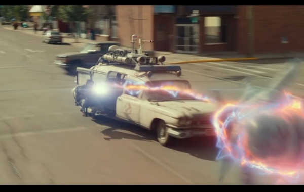 Ghostbusters: Afterlife Trailer Visual